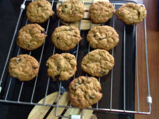 oatmeal raisin cookies- remix recipe