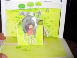 Make your own pop-up book