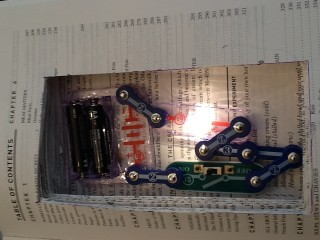 Book Sculpture/Circuitry
