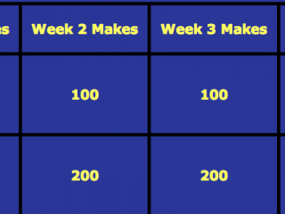 Games – Easy Jeopardy Creator