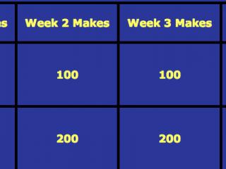 Games – Easy Jeopardy Creator