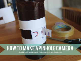 Making Pinhole Cameras to Teach Photo Composition